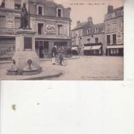 2 - La Flèche Velo Place Henri IV - Cartes Postales