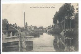 FAY-aux-LOGES (Loiret) - Vue Sur Le Canal - Other Municipalities