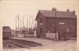 NEVILLE - La Gare  (76) - Autres Communes