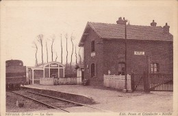 NEVILLE - La Gare  (76) - France