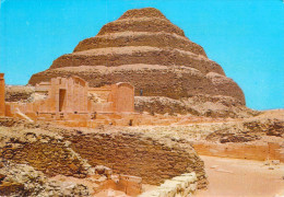 AFRIQUE - Egypte EGYPT (Saqqarah) SAKKARA King Zoser's Step Pyramid  *PRIX FIXE - Egypt