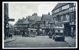 Cpa Angleterre Shrewsbury Wyle Cop     PY22 - Shropshire