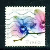 IRELAND  -  2014  World Flower Show  60c  Used As Scan - Used Stamps