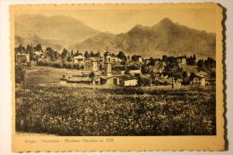 DORGA (BG) - PANORAMA -  F/G - N/V (MA SCRITTA:1940) - Bergamo