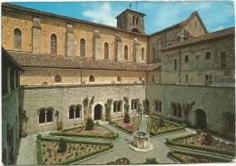 K2253 Veroli (Frosinone) - Abbazia Circestense Di Casamari - Interno Del Chiostro / Non Viaggiata - Italia