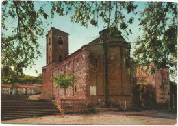 K2268 Bonarcado (Oristano) - L'Antica Basilica / Viaggiata 1965 - Italia