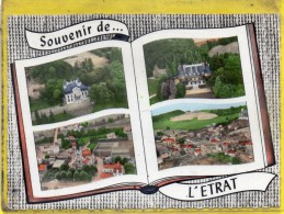 - L'ETRAT - C/ St Heand - Souvenir - France