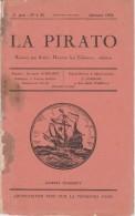 Magazine La Pirato In Esperanto From January 1934 - Revuo La Pirato De Januaro 1934 - Oude Boeken