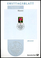 BRD - 2006 ETB 28/2006 - Michel 2547 - 100C Blumen Tränendes Herz - [7] Federal Republic