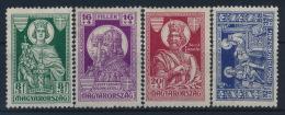 *Hungary 1930 Mi 463-66 (4) Saint Imre MH - Ungebraucht