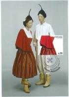 Portugal Maximum - Viloa - Trajes Regionais - Funchal Madeira 2007 - Kostums