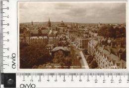REGNO UNITO) ENGLAND  OXFORD From Magdalen Tower .-viaggiata - Oxford
