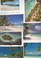 7 CART. MARI ESOTICI - Postcards