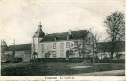 CPA -  TONGRINNE - Le Château - Rare - Édition Tongrenelle -  Circulée  - - Sombreffe