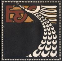 SCHWEIZ - SWITZERLAND - ERNS & SPORRI - TAPETENHAUS - MURAL - DEKORATIONS - ZURICH - 1911 - Manifesti