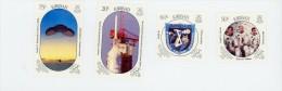Kiribati 1989-Apollo 11-Emission Commune-YT 199/202***MNH