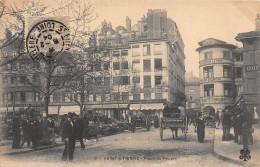 CPA 92 SAINT ETIENNE PLACE DU PEUPLE  (dos Non Divisé) - Asnieres Sur Seine