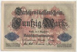 50 MARK 1914 - Nr 5167773 - [ 2] 1871-1918 : Empire Allemand