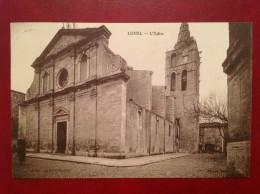 34 Herault LUNEL L'Eglise - Lunel
