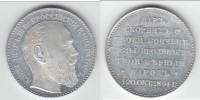 **** RUSSIE - RUSSIA - JETON - MEDAILLE - MEDAL - CZAR ALEXANDER III DEATH MEMORY 1894 **** EN ACHAT IMMEDIAT !!! - Royal / Of Nobility