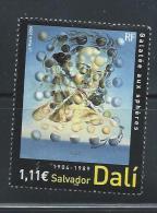 OA 6188 / FRANCE 2004 - Yvert 3676 ** - Salvador Dali - Neufs