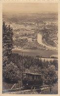 Suisse -  Chemins De Fer Funiculaire - Gurtenbahn Und Blick Auf Bern - BE Bern