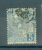 MONACO - Yv Nr 13 - Oblitéré/gestempeld - Cote 8,00 € - Monaco