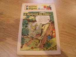 PETIT BELGE N°25 DE JUIN 1959 - Picsou Magazine