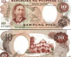 Philippines #144b, 10 Piso, ND, UNC / NEUF - Philippinen