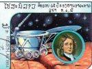 L - 1984 Laos - Conquiste Spaziali - Space
