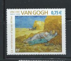 OA 6195 / FRANCE 2004 - Yvert 3690 ** - Van Gogh - Neufs