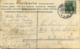 CP OBL. FRIESEN OBERELS. 17 1 1912 - Alsace-Lorraine