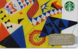 GIFT CARD USA-STARBUCKS COFFE 2014- VERY NICE - Gift Cards