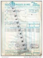 75 2026 PARIS 1960 St� des Produits du Ma�s ALSA KNORR MAIZENA 25 rue Ponthieu