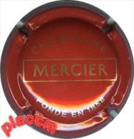 MERCIER (Rouge-orangé N° 38) °°° - Mercier