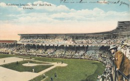 Baseball, Sox Ball Park, American League - Chicago