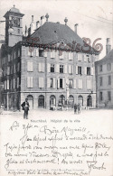 (Suisse) Switzerland - Neuchâtel - Hôpital De La Ville - 2 SCANS - NE Neuchatel