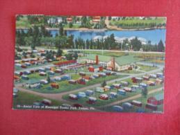 - Florida> Tampa      Aerial View Municipal Trailer Park   ref 1645