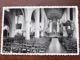 Sint-Martinuskerk : binnenzicht / Anno 19?? ( zie foto voor details ) !