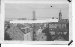 Vue De Brest Prise Par Un Marin De L´u.s Navy 1 Photo 1914-1918 14-18 Ww1 Wk1 WWI - War, Military