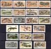 Venda - 1986 Reptiles Set 21 Values (**) - Venda