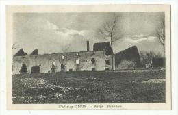 VIRTON - Ferme De Belle Vue (commune De Meix Devant Virton) Weltkrieg 1914/15 - Virton