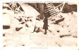 POSTAL DE PADOVA UN DOLOR SIN IGUAL (LOS OBJETIVOS AUSTRIACOS-DICIEMBRE 1917-ENERO 1918) - Guerra 1914-18