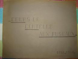 (1) Cours De Dentelle Aux Fuseaux 1938-1939 - Dentelles Et Tissus