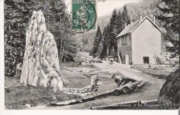 PONTARLIER 935 LES DAMES ET LES DOUANES 1910 - Pontarlier