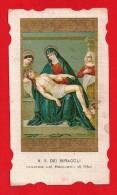 N.S. DEI MIRACOLI - RHO - Mm. 67X118 - E - RICORDO DELLA S. MISSIONE - Religione & Esoterismo