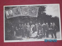 MILITARIA  - KELMIS - AKEN - AACHEN - VAALS - NEUTRAL GEBIET - GRENS - GRENZE - VIERLANDERKARTE - 1914 -  (2 Scans) - Militaria