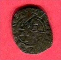 LIMOUSIN     DENIER   (B 404)  T B 38 - 476-1789 Feodale Periode