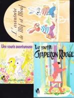 Lot De 3 Mini Récits - Bücher, Zeitschriften, Comics