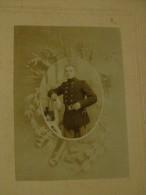 Photographie Originale D'un Militaire - Militaria